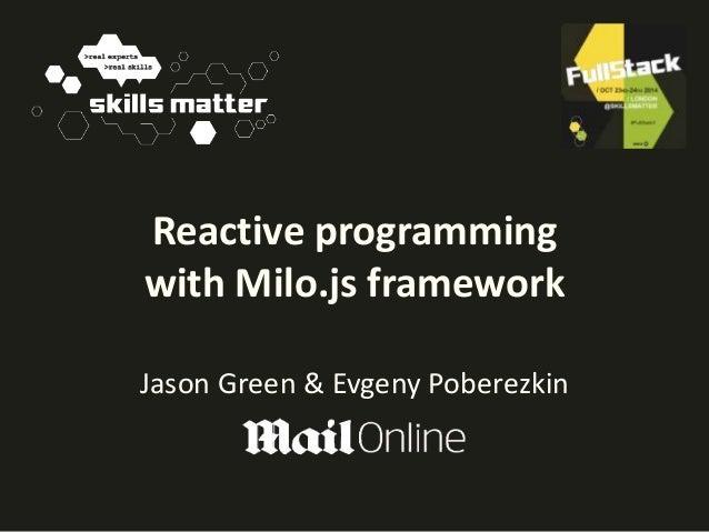 how to write a javascript framework