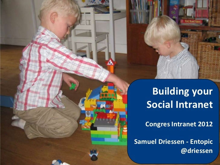 Building your                                                                                     Social Intranet         ...