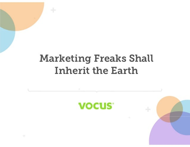 Marketing Freaks Shall Inherit the Earth with Chris Brogan