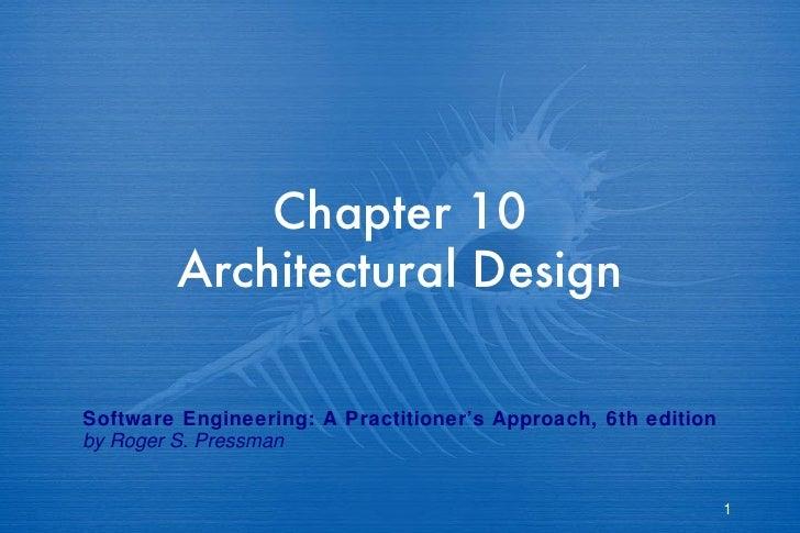 Slides chapter 10