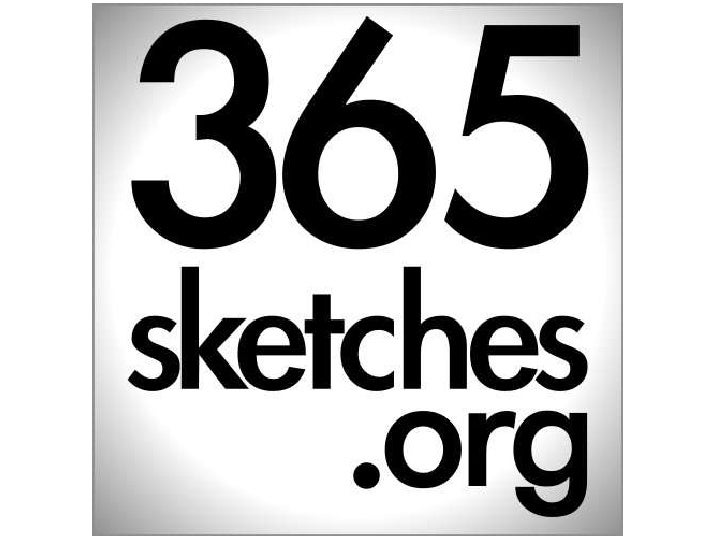 365 Sketches design project overview