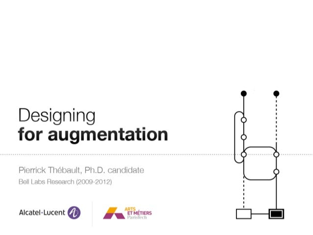 Designing for augmentation at the Internet of Things era
