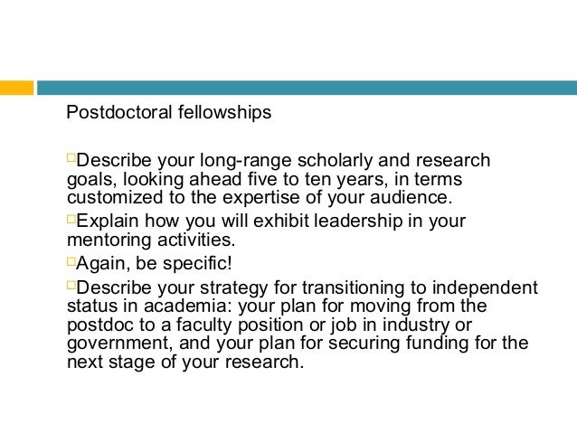postdoc research proposal Wiess and pan post-doctoral research fellowships  applicants are requested  to develop a proposal of research to be undertaken during the fellowship period.