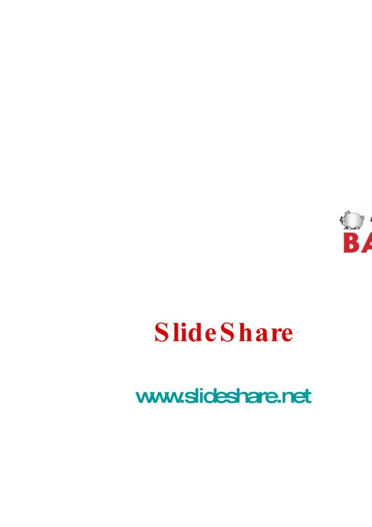 Intro to SlideShare