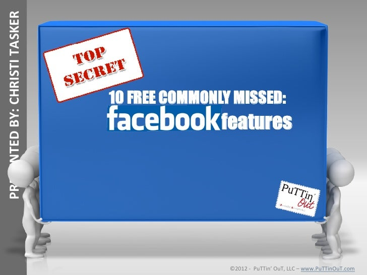 10 Commonly Missed Facebook Features