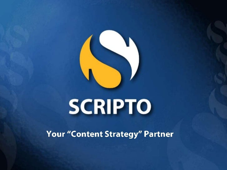 """Your """"Content Strategy"""" Partner<br />"""