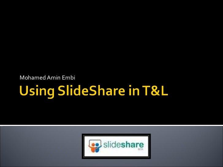Slideshare testing