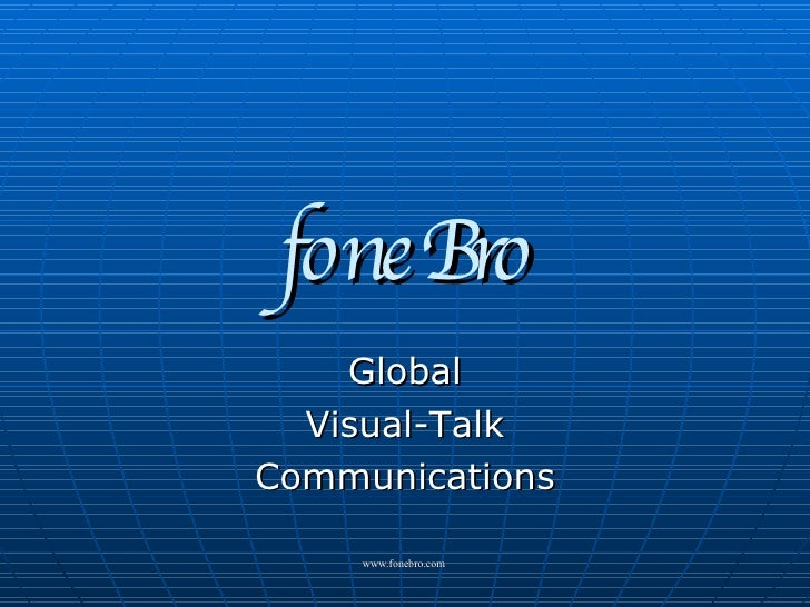 foneBro Video Conference and Web Meeting