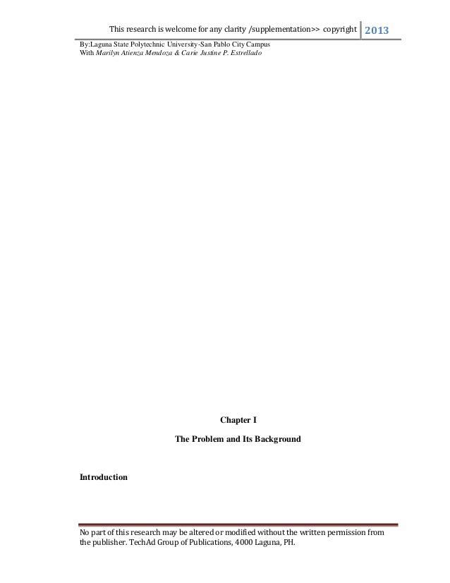 Department of English || Academics