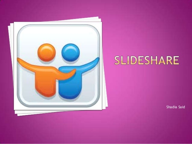 Shadia Said