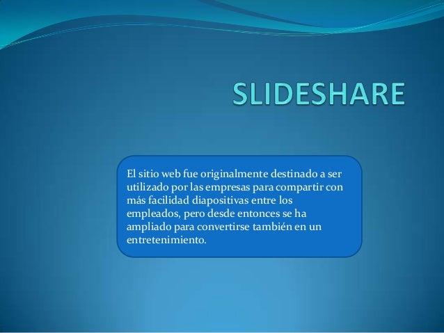 Slideshare.diapositiva Eddy