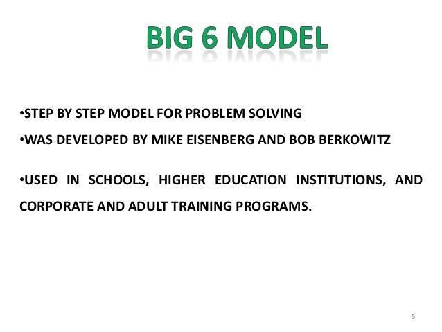 Information technology problem solving
