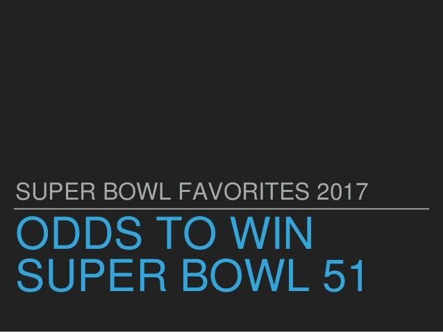 super bowl odds to win mmareddit