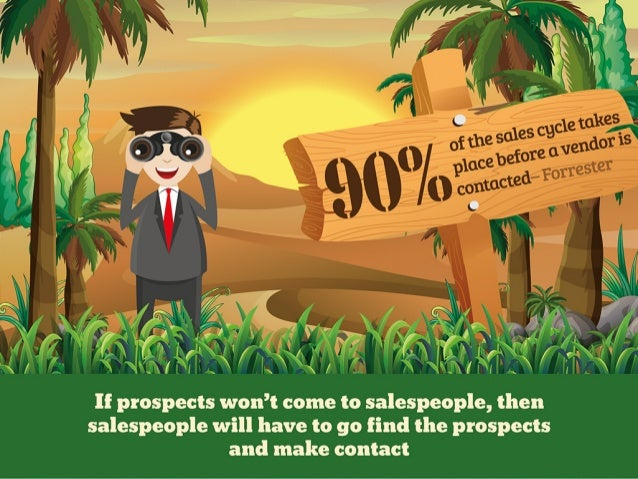 B2B Social Selling - The New Adventure