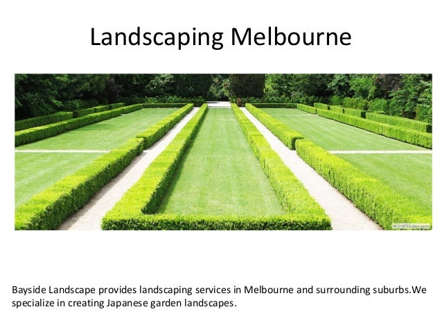 landscaping melboune best landscaping services melbourne