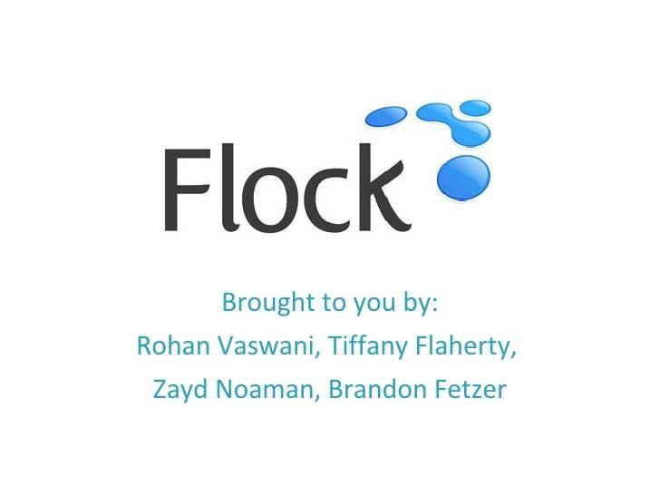 Flock Browser is Web 2.0