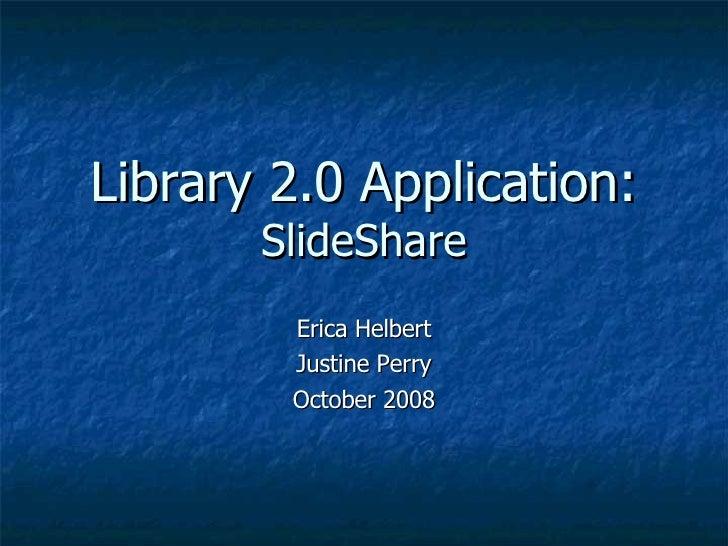 SlideShare Introduction, LS504