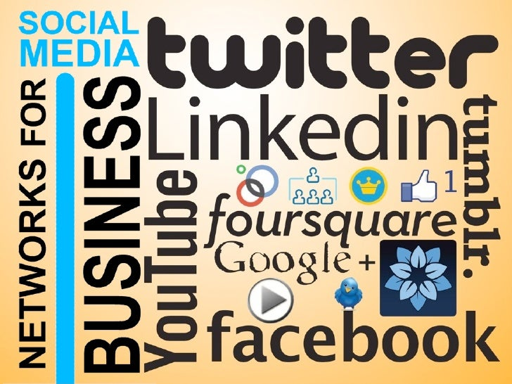 The number of social media networks isgrowing rapidly. Facebook, Twitter,Foursquare, and LinkedIn are some newer,more popu...
