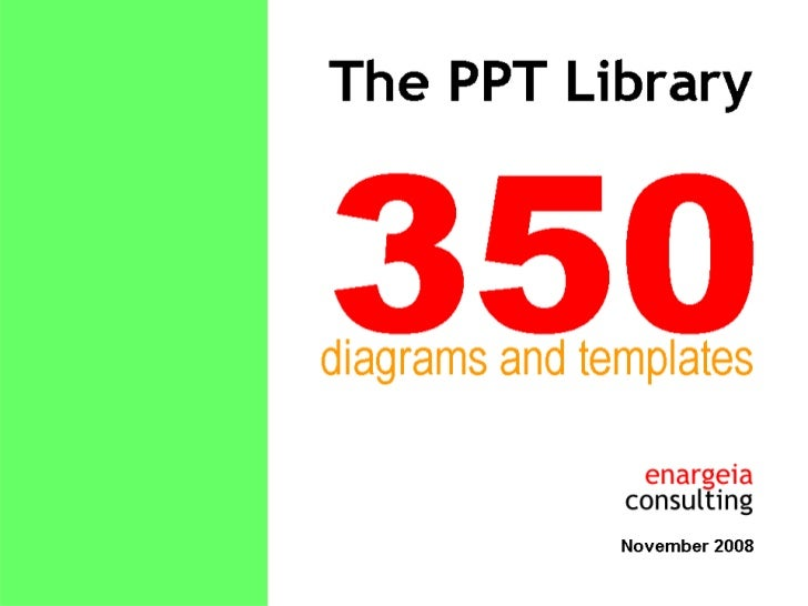 Powerpoint diagrams (the ppt library)