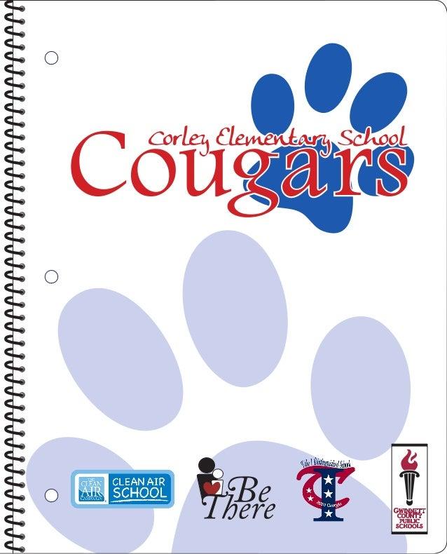 Corley Elementary School Spiral-bound Notebooks