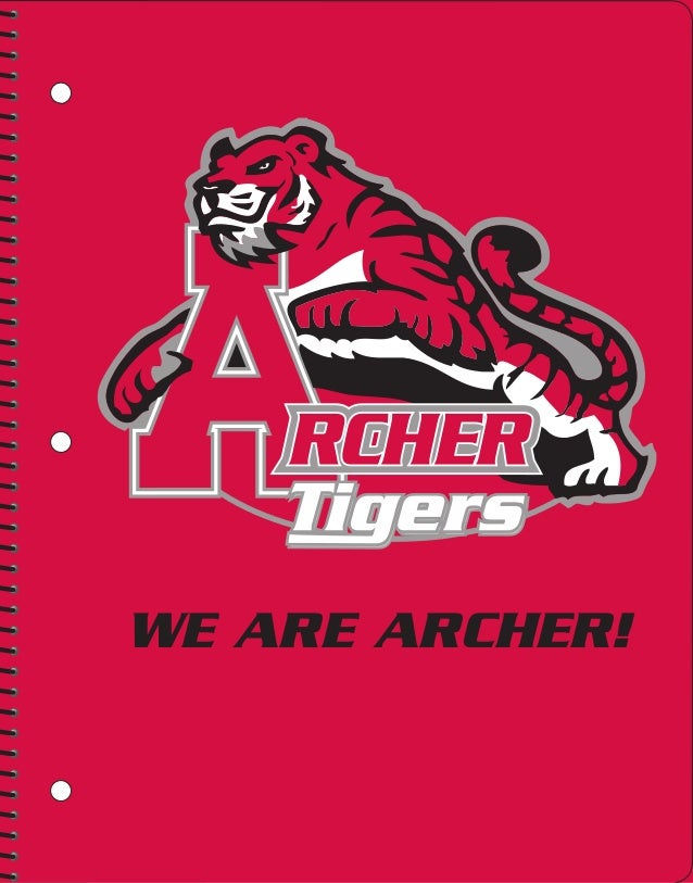 WE ARE ARCHER!