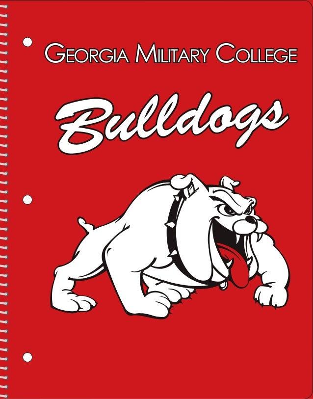 Georgia Military CollegeB ull dogs
