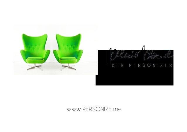 www.PERSONIZE.me