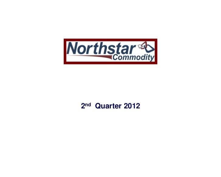 2nd Quarter 2012