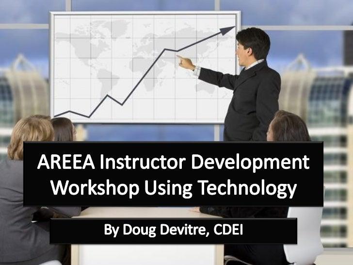 Alabama Real Estate Educators Association AREEA - Doug Devitre