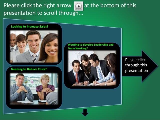 Business Growth Bureau - Home Page Presentation