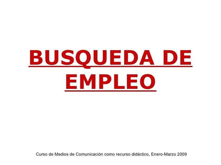 Ofertas de trabajo en madrid infoempleo 10 portales con - Ofertas de empleo en madrid ...