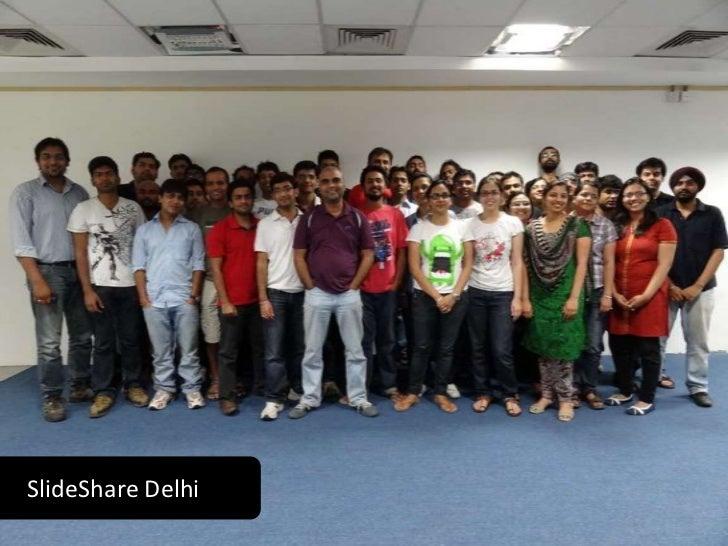 SlideShare Delhi