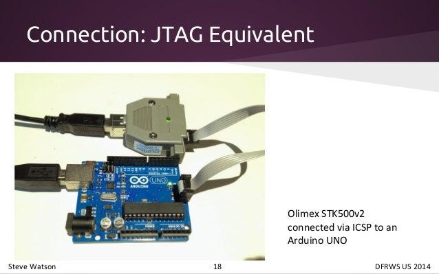 Arduino forensics