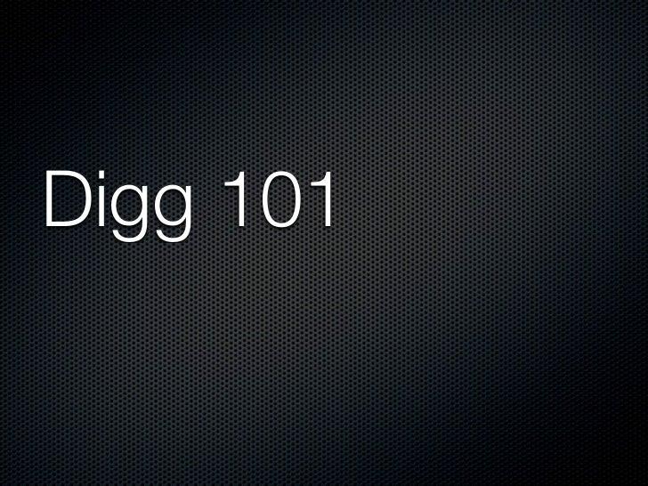 Digg 101