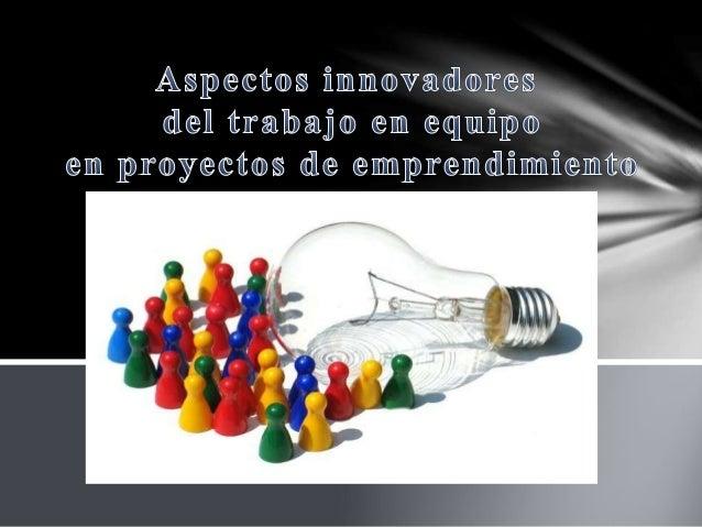Es necesario y fundamental aprender a trabajar de forma efectiva como equipo, es la clave para alcanzar el éxito, ya que c...