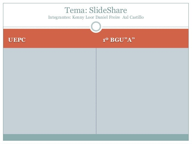 Introduccion a SlideShare