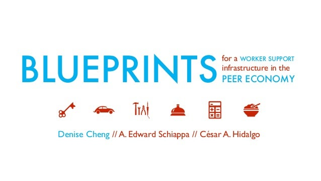 MIT thesis presentation - Blueprints for a worker support infrastructure in the peer economy