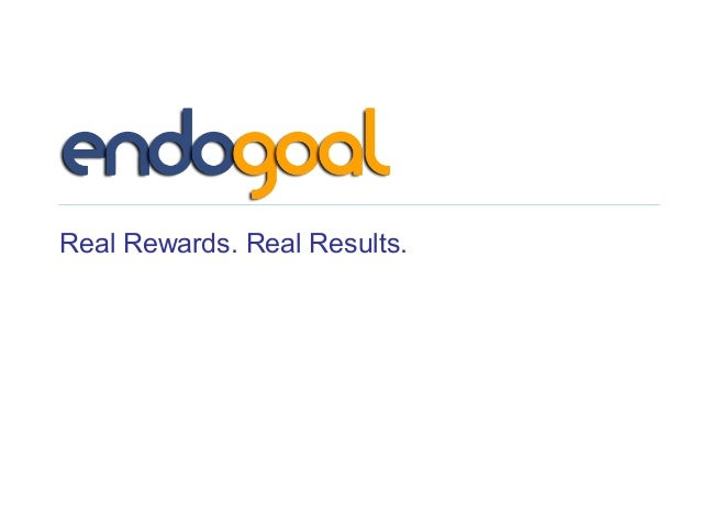 Real Rewards. Real Results.
