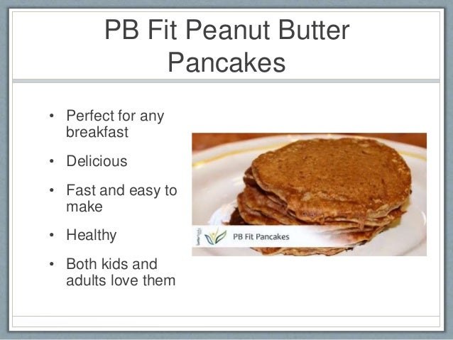 How to make peanut butter pancakes with peanut butter powder