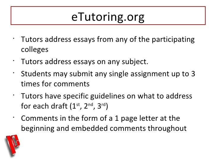 My tutoring experience essay