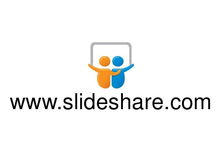 www.slideshare.com<br />