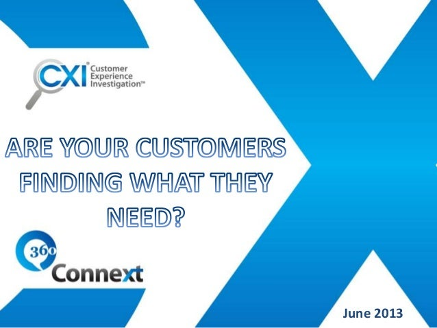 Are Your Customers Finding What They Need?