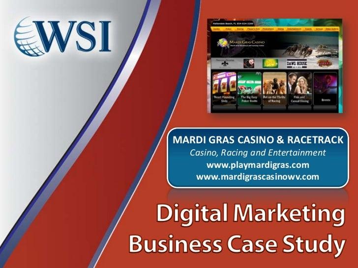MARDI GRAS CASINO & RACETRACK   Casino, Racing and Entertainment       www.playmardigras.com     www.mardigrascasi...