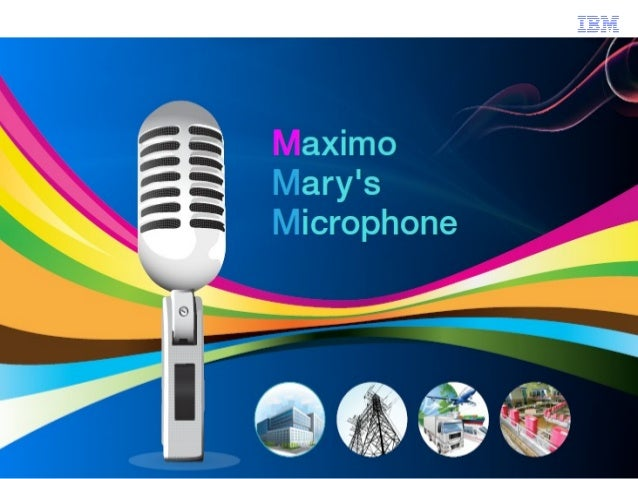 Maximo Mary's Microphone interview with Halifax Airport Authority