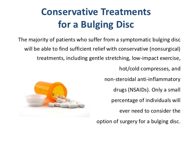 bulging disc treatment epidural steroid injection
