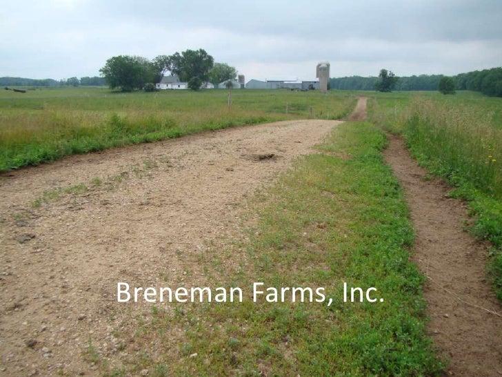Breneman Farms, Inc.<br />