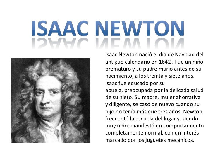 Newton and the Equations of Nature by  @techreview