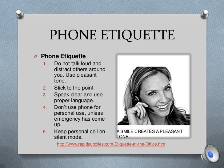 Phone etiquette in the workplace pictures to pin on for Laporte phone book