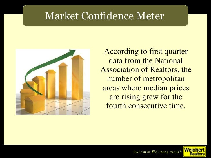 <ul><li>According to first quarter data from the National Association of Realtors, the number of metropolitan areas where ...