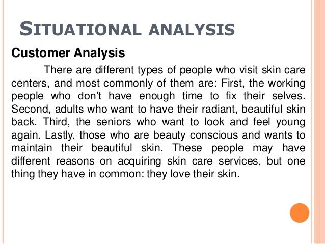 consumer market analysis we care Since 1996, the prestige beauty industry has relied on our insights and solutions to address the emerging trends, needs, and behaviors of the next generation of beauty consumers we monitor.